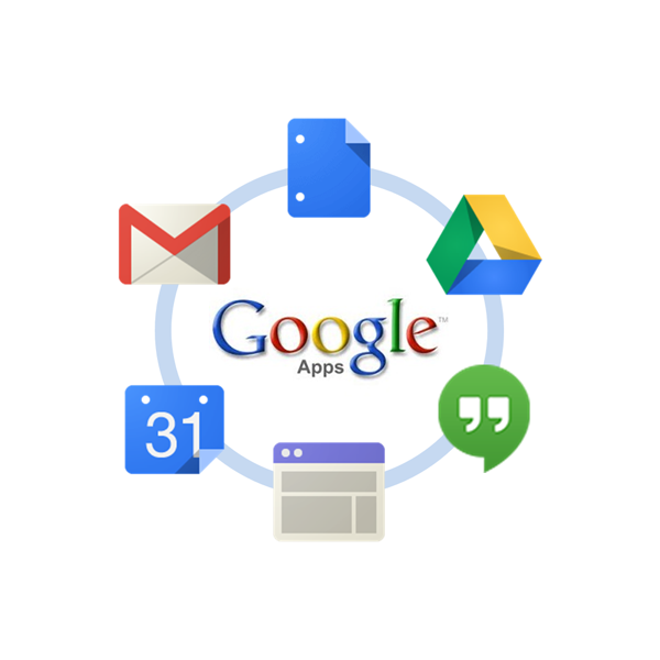 G Suite (formerly known as Google Apps)