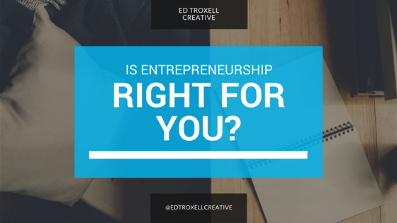 Is entrepreneurship right for you?
