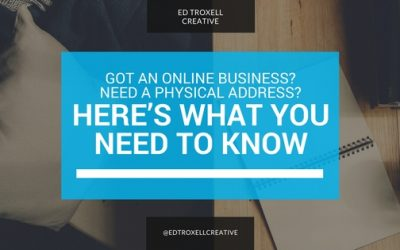 Got an online business? Need a physical address? Here's what you need to know