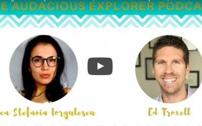 Becoming tech-savvy with Ed Troxell | The Audacious Explorer | Travel & Coach
